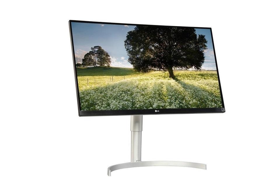 27 LG 27BL85U-W 4K UHD 3840x2160 USB-C IPS LCD White Monitor 27BL85U-W