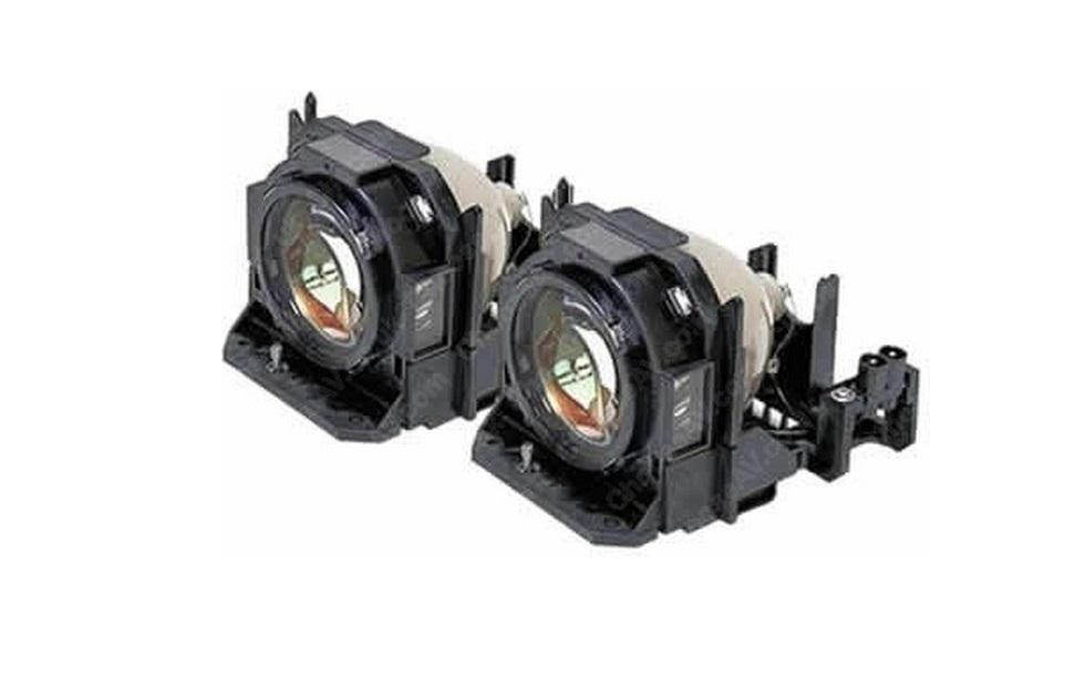 Diamond Projector Replacement Lamp For Panasonic PT-D5000 2-Lamps 2-Pack ET-LAD60W-DL