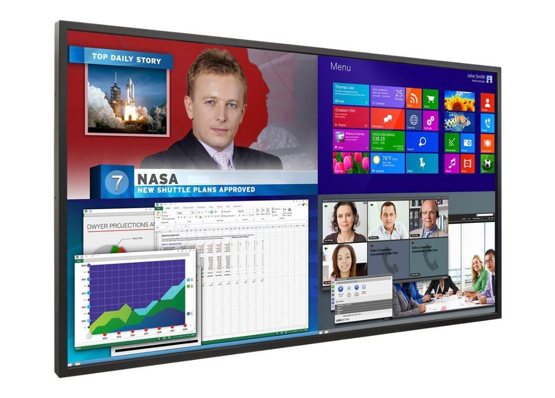 50 Planar 997-9248-00 EP5024K 4K UHD 2160p DP HDMI VGA USB LED Monitor (Non Tochscreen)