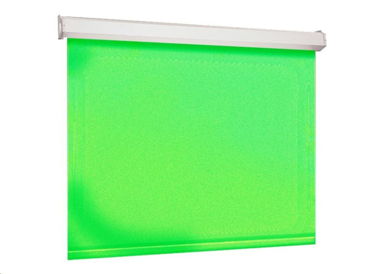 Draper Vcb Luma 2 204D Background 144x144 Green Projector Screen V20630KG