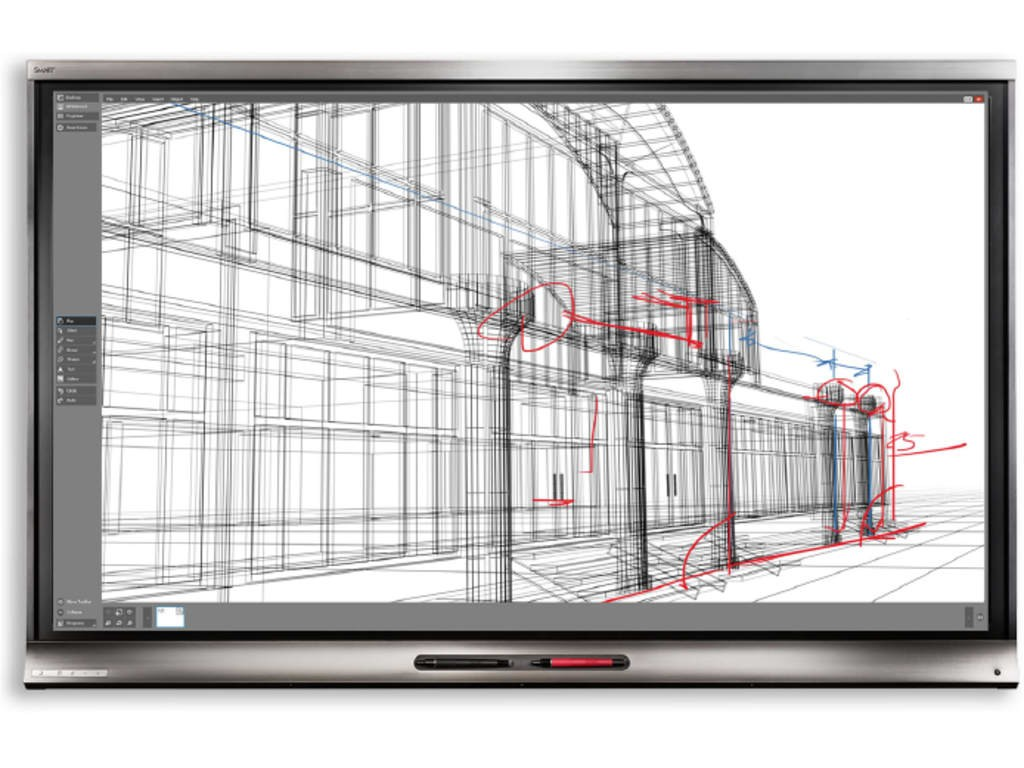 75 Smart SBID8075I-G5 4K 2160p USB HDMI DP Touch LED Display SBID8075I-G5-SMP