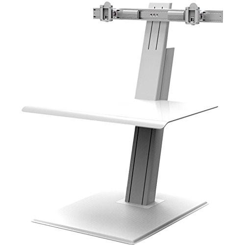 Humanscale Qsewd Quickstand Eco Dual Monitor White