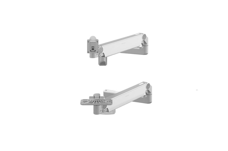 Humanscale V6 Monitor 12x20 Adjustable Arm and Keyboard 12x20 Adjustable Arm V61212