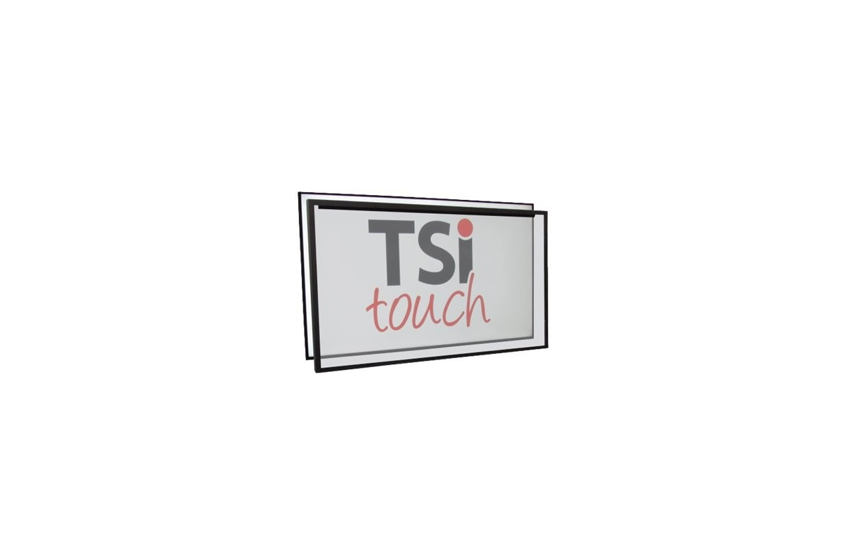 Tsitouch TSI65NS12RACCZZ 10-Point TouchScreen Overlay For QM65F QM65H Display