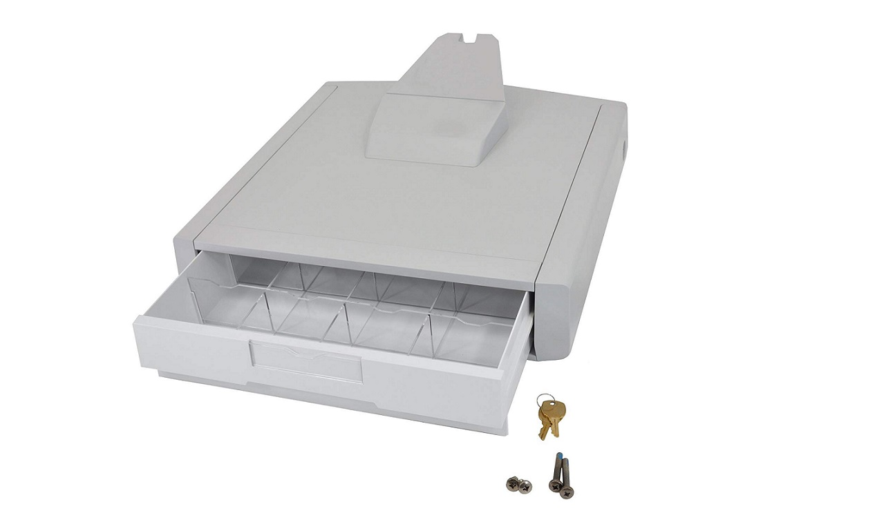Ergotron 97-863 Sv Primary Storage Drawer Single 97863
