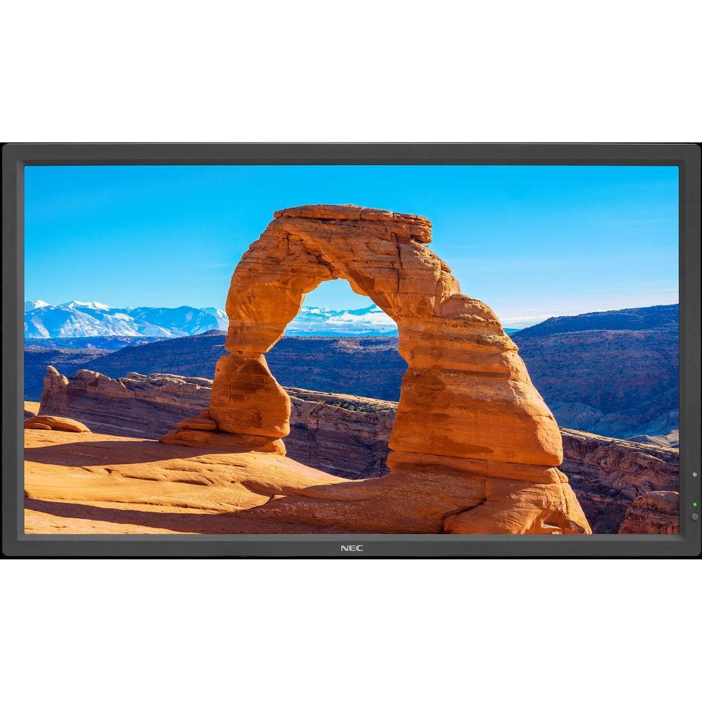 Nec Display 32 V323-3 Full Hd 1080p Hdmi Dvi Dp Vga Commercial Led