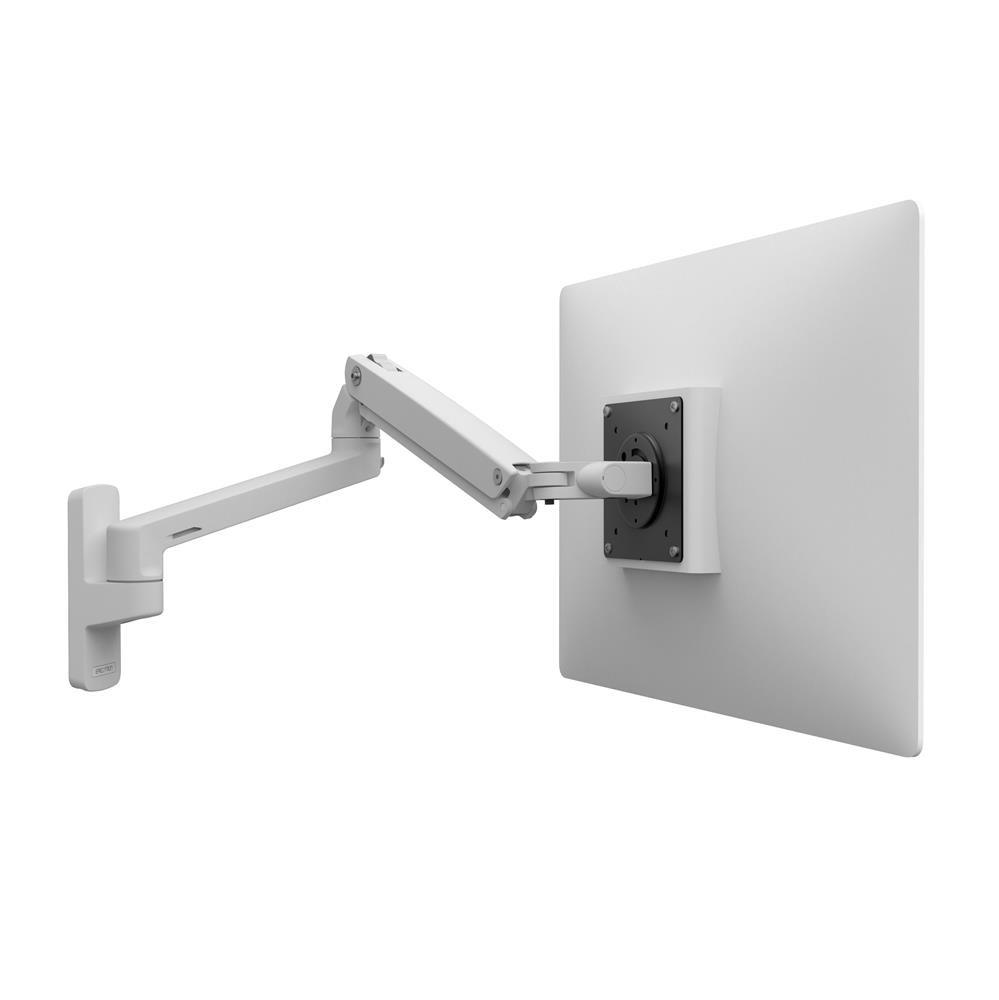 Ergotron Mxv Wall Monitor Arm White 45-505-216