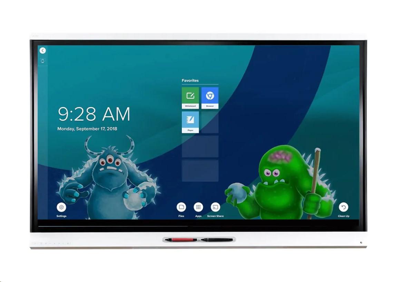65 Smart Board 6065 V3 4K 2160p HDMI DP USB LAN Touch InterActive Display SPNL-6265-V3