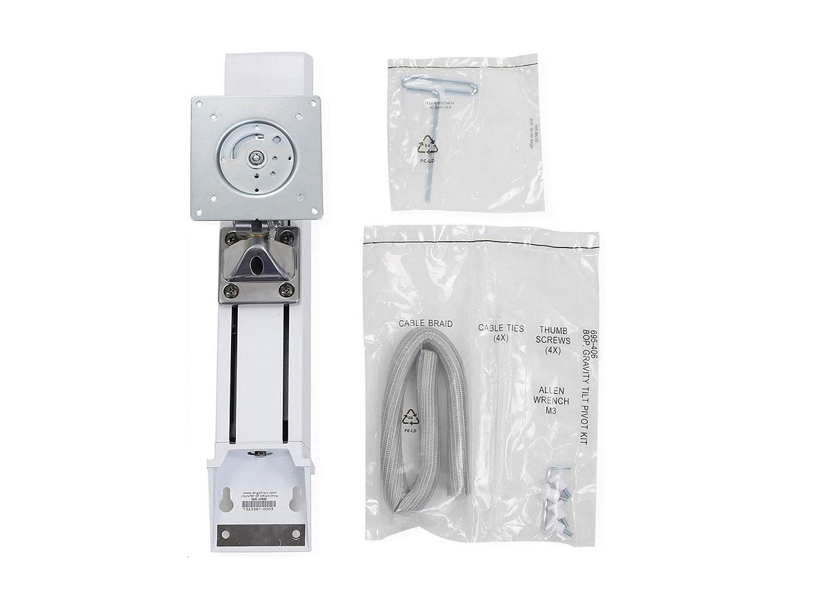Ergotron SV HD Monitor Kit With Pivot 98-088