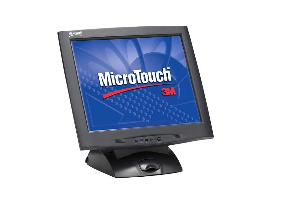 3M 17 M1700SS 1280x1024 USB Vga Touchscreen Lcd Monitor M1700SS-USB