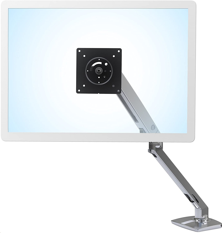 Ergotron Monitor Mount For Monitors Up To 34 Polished Aluminum 45-486-026