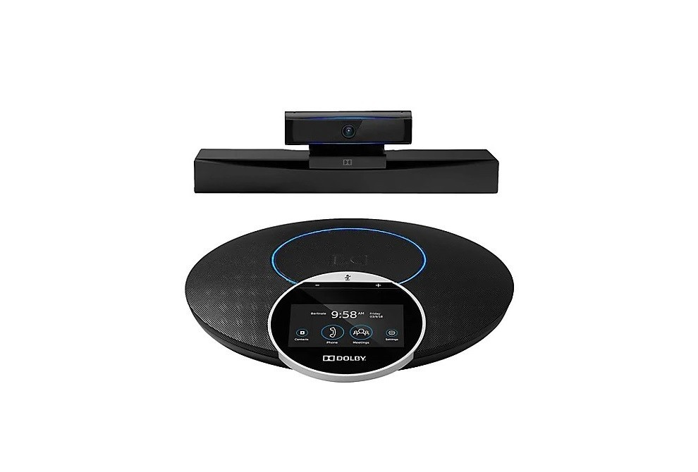 Dolby Voice Room 4K/1080p Video Conferencing Kit DVR-3PC-SYS
