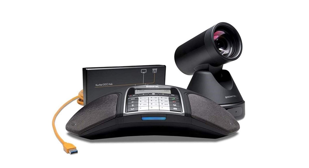 Konftel Video Conferencing Kit With 300IPx CAM50 and Occ Hub 854401084
