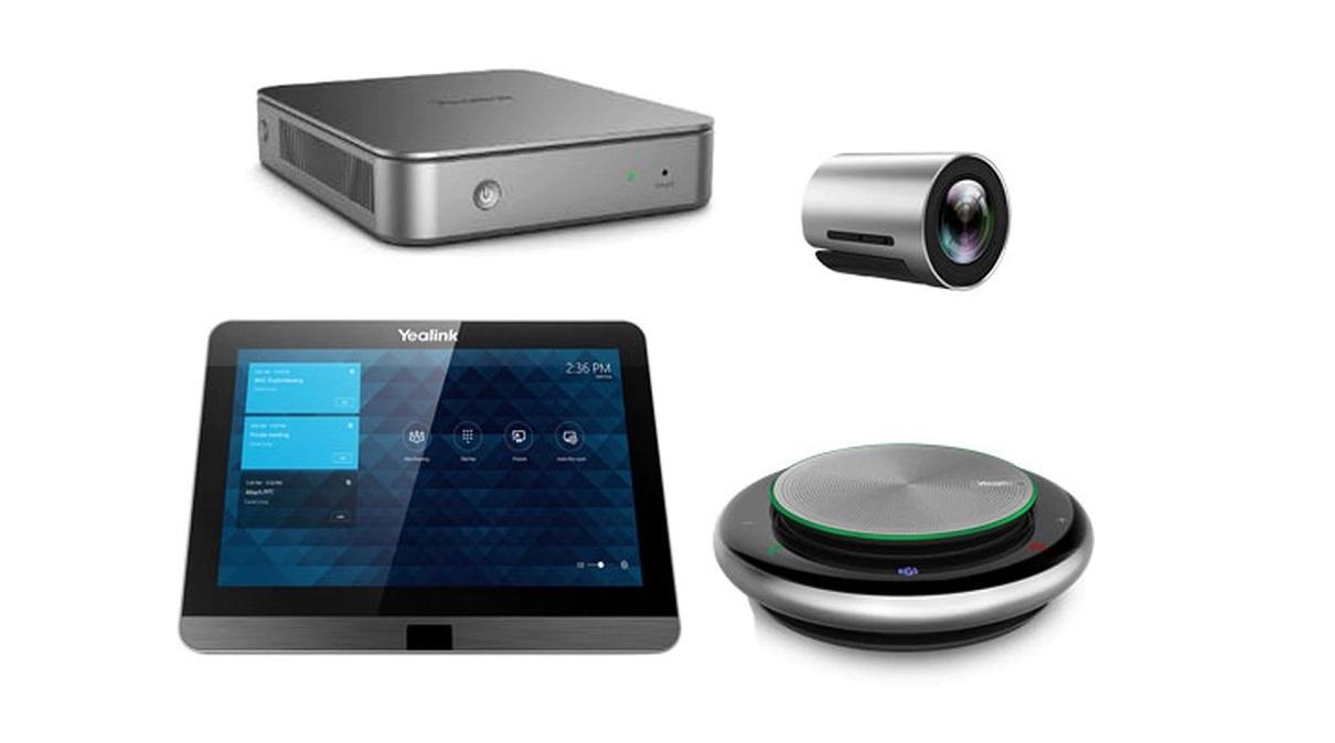Yealink MVC300 II Video Conferencing System Kit For Microsoft Teams Windows 10 Iot MVC300 II-C2-600