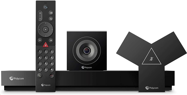 Polycom Poly G7500 4K Small Room Kit With Eagleeye Cube Usb Camera 7200-85870-001
