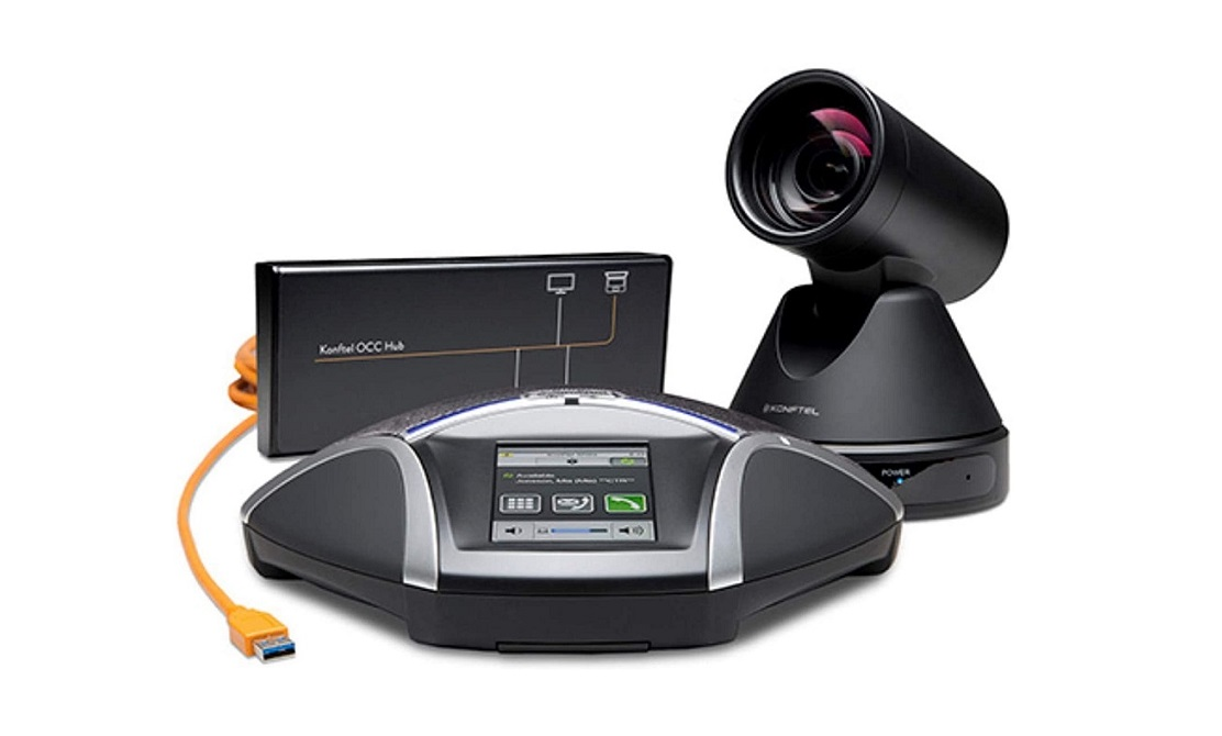 Konftel Video Conferencing Kit With 55Wx CAM50 and Occ Hub 854401082