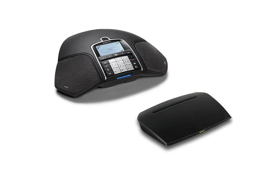 Konftel 300WX With IP Dect 10 Wireless Conference Phone Kit 854101078