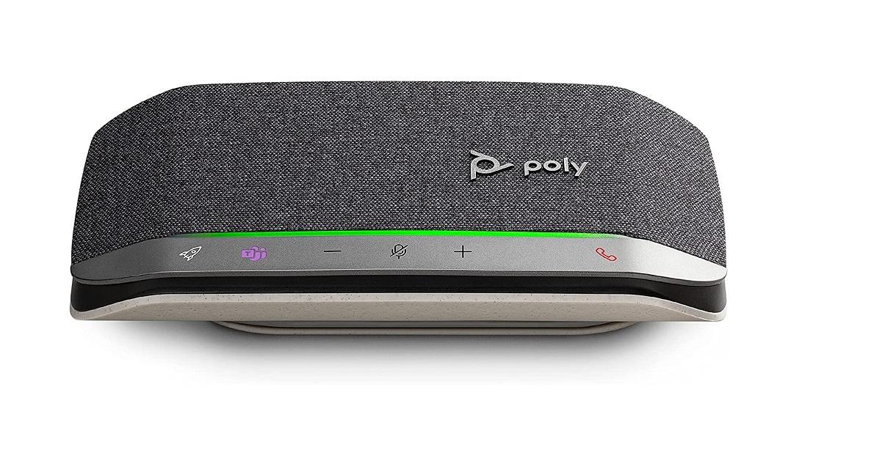Polycom Poly Sync 20 Microsoft Teams USB-A BlueTooth Smart SpeakerPhone 216866-01