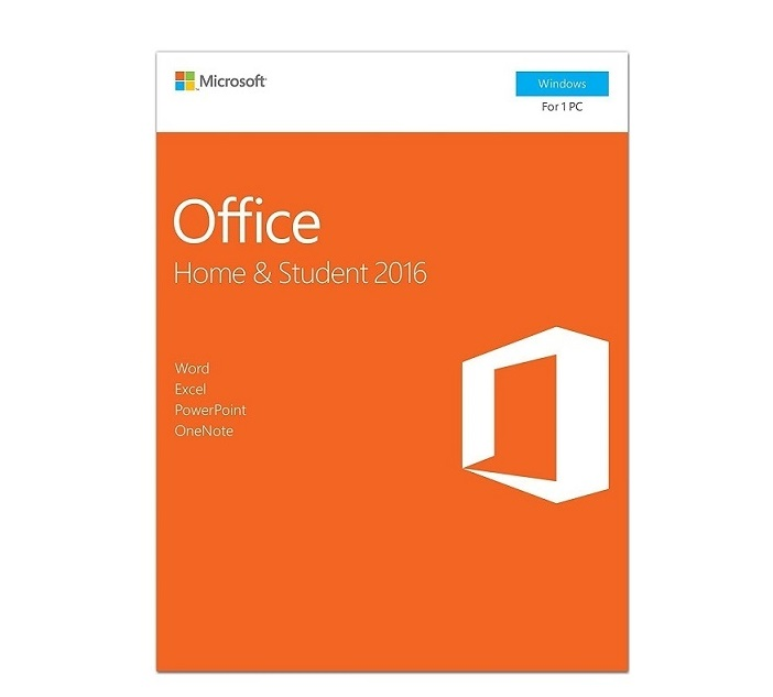 Microsoft Office 2016 Home and Student License 79G-04589