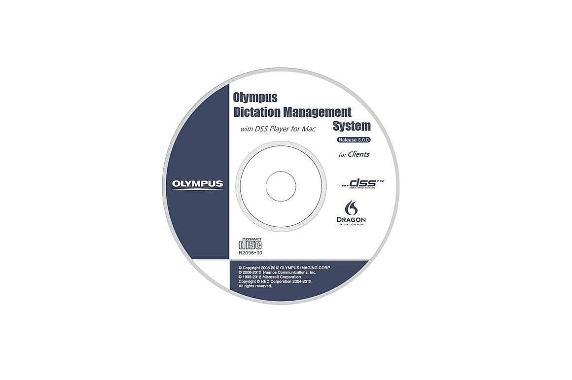 Olympus AS7001 DSS Pro Olympus Dictation Management System AS7001-U1