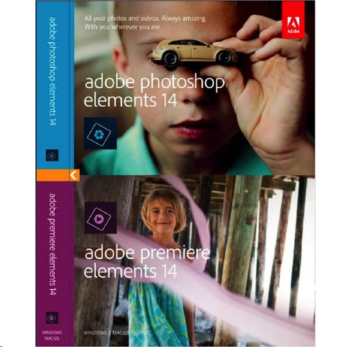 Adobe Photoshop Elements 14 And Premiere Dvd 65263930