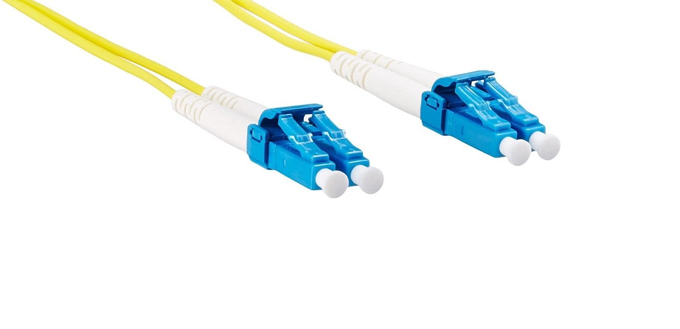 Belkin Duplx LC/LC 3M 10ft Fiber Optic Network Cable F2F802LL-03M