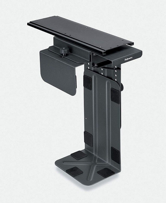 Fellowes FEL8036201 Professional Series UnderDesk CPU Holder Support