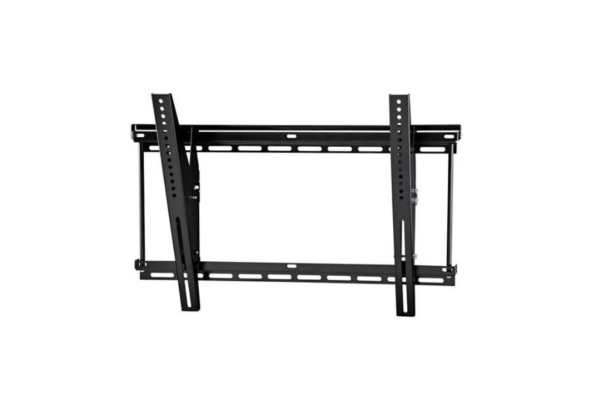 Ergotron Neo-Flex Wall Mount For Flat Panel Display 37 To 80 Support 175LB Load Capacity Black 60-612