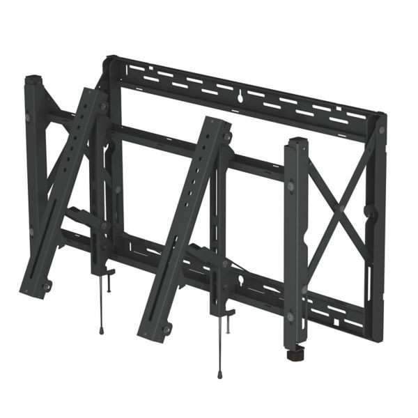 Peerless DS-VW765-LAND Wall Mount For Flat Panel Display 40 To 65 Black
