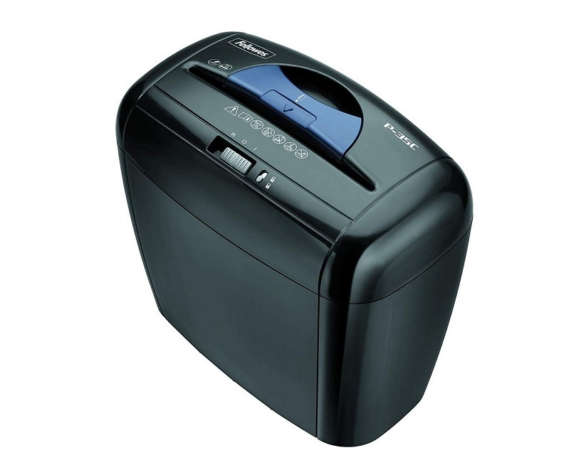 Fellowes 3213501 Powershred P-35C Cross-Cut Shredder 3213501