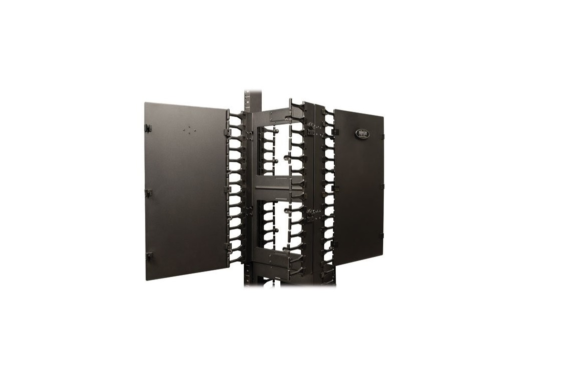 Tripp Lite 12 SmartRack High Capacity Vertical Cable Manager SRCABLEVRT12
