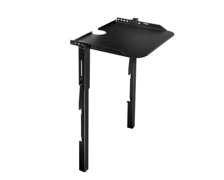Peerless Mounting Shelf Bracket For Media Device 18Wx15D Black DSX200