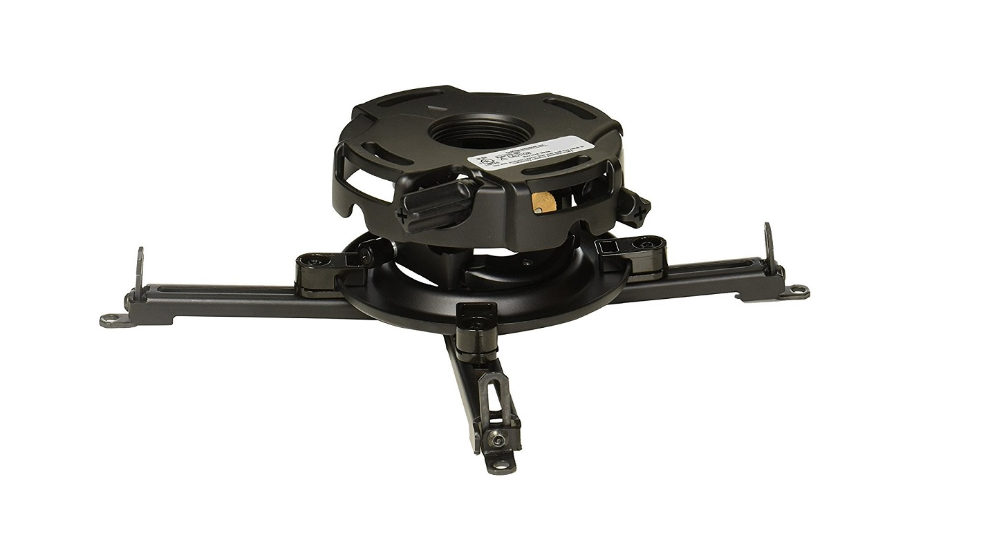 Peerless-AV Prgs Series Projector Mount Black PRGS-UNV