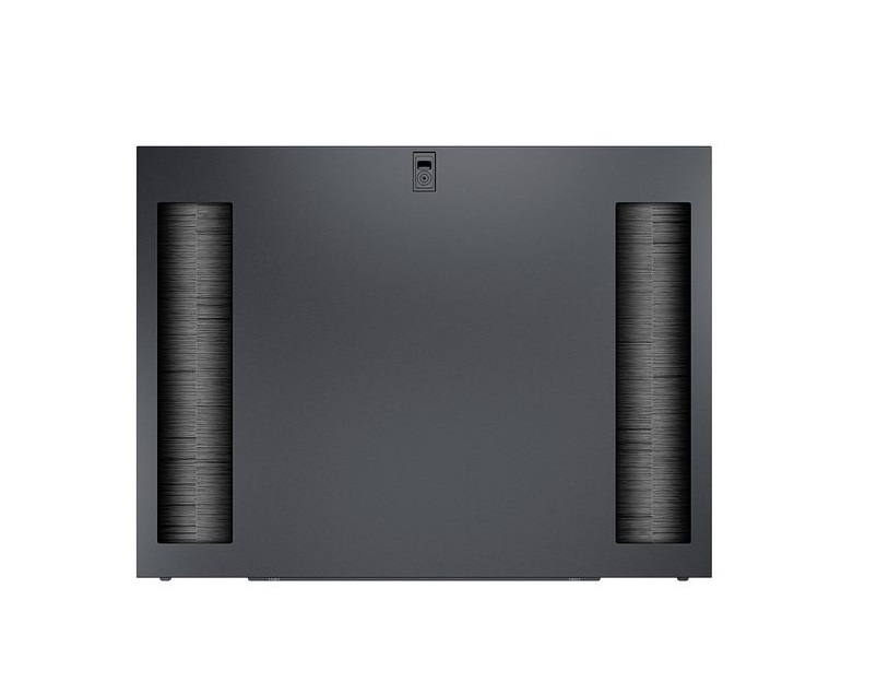 APC NetShelter SX 48U 1200 Split Feed Through Side Panels Black 2-Pack AR7314