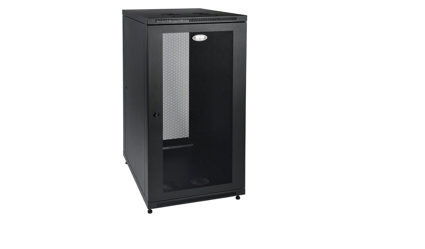 Tripp Lite 24U SmartRack Premium Enclosure (Includes Doors and Side Panels) SR24UB