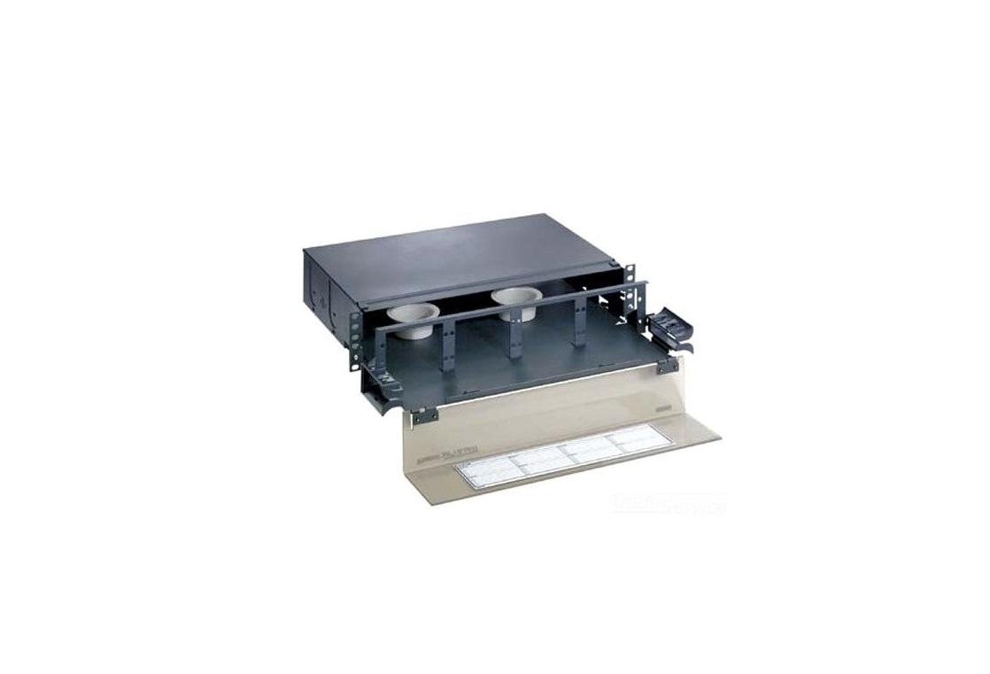 Panduit Fiber Optic Drawer Black FMD2