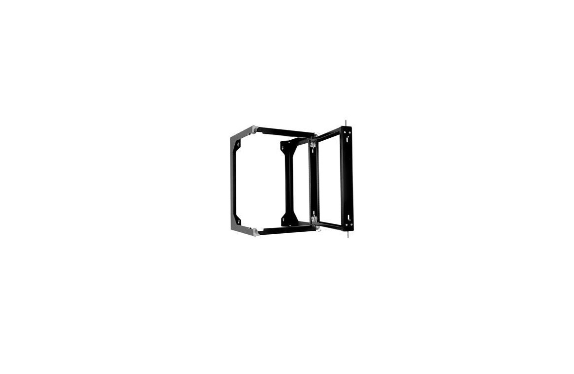 Chatsworth Standard 12 U Swing Gate Wall Rack 11793-725