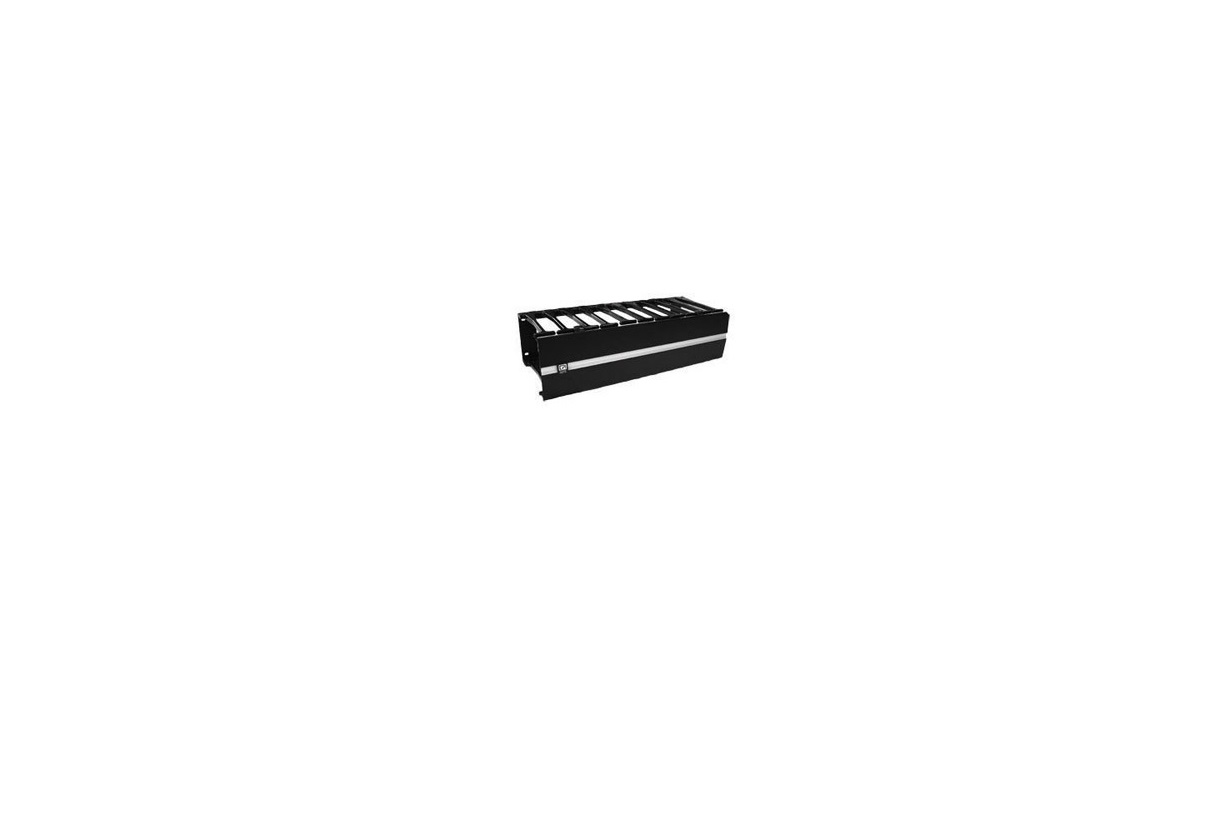 Chatsworth Charsworth 35441-703 Evolution Single-Sided 3U Horizontal Cable Manager