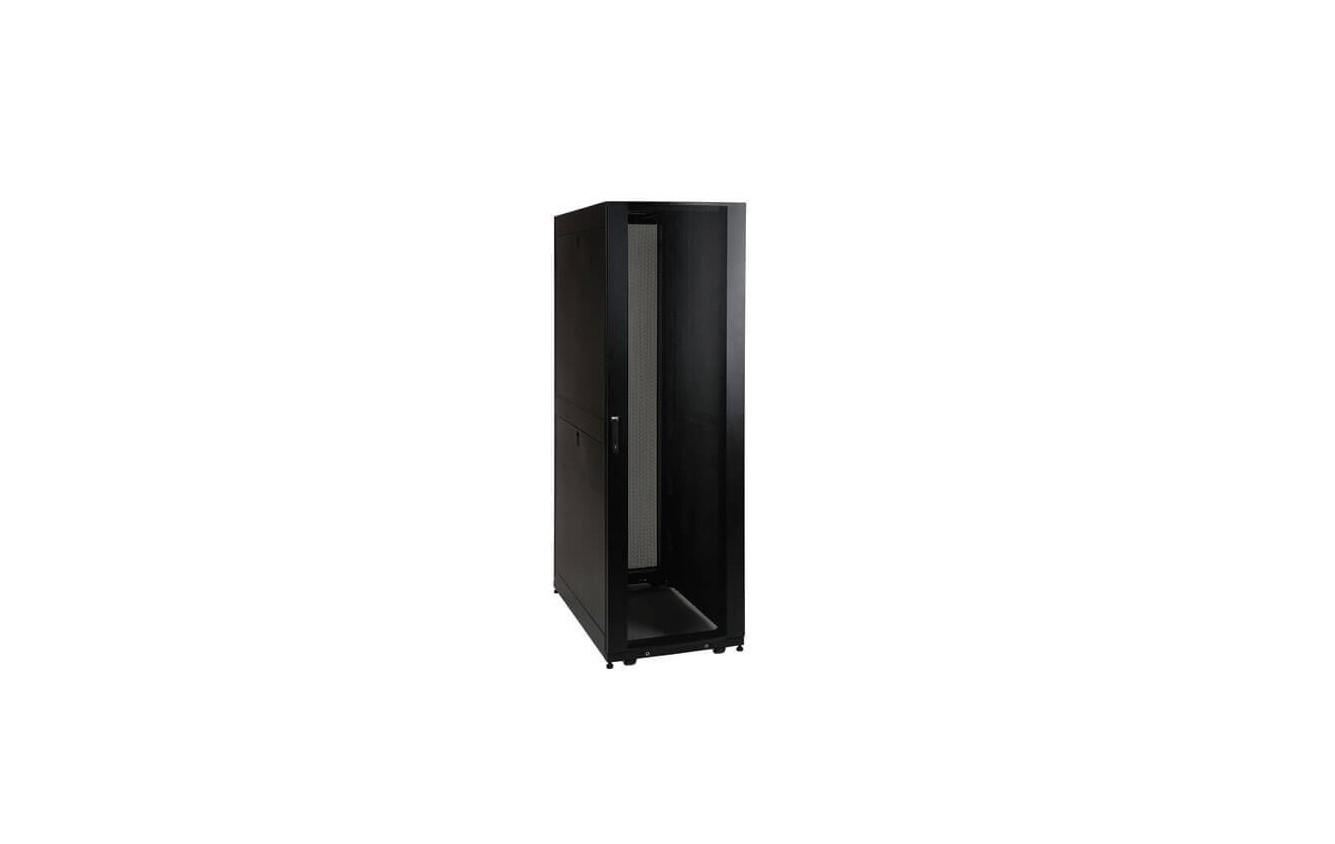 Tripp Lite Tripp-Lite 42U Smartrack Mid-Depth Rack Enclosure Cabinet With Door And Side Panel SR42UBMD