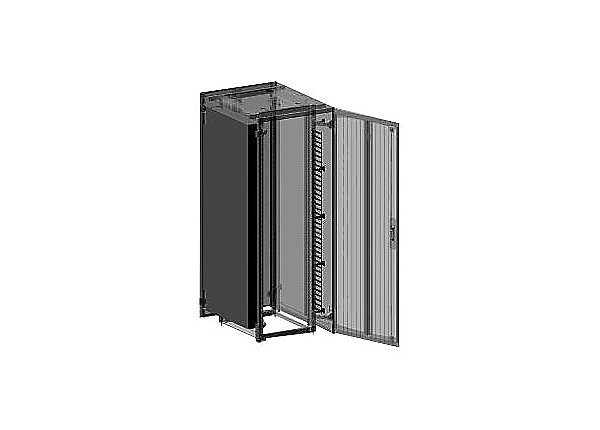 Chatsworth Cpi N-Series Teraframe Rack 42U 19 NC0R-213C-C42-0