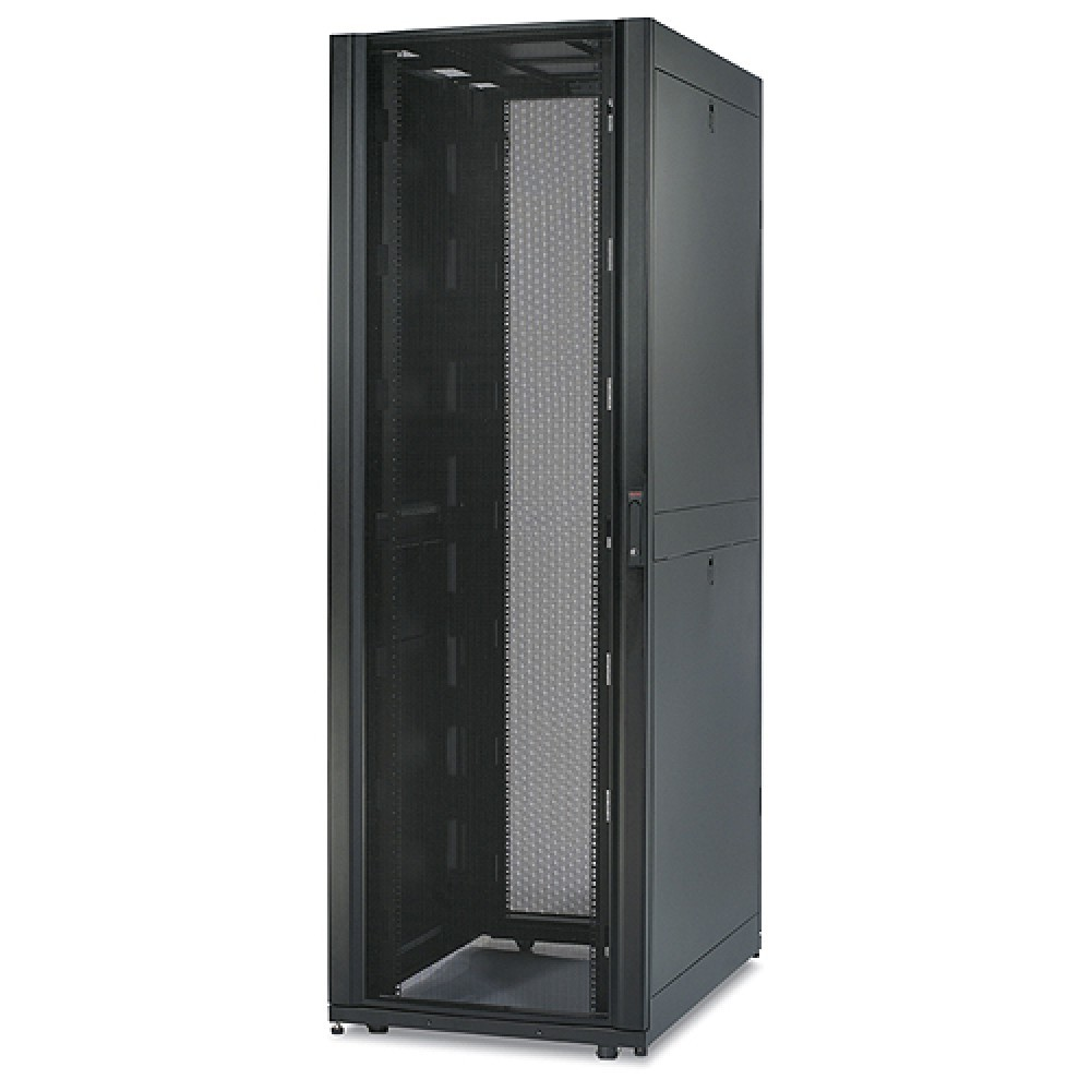 Apc AR3300SP Netshelter Sx 42U 600X1200mm Deep Enclosure With Sides Black 2000LBS AR3300SP-