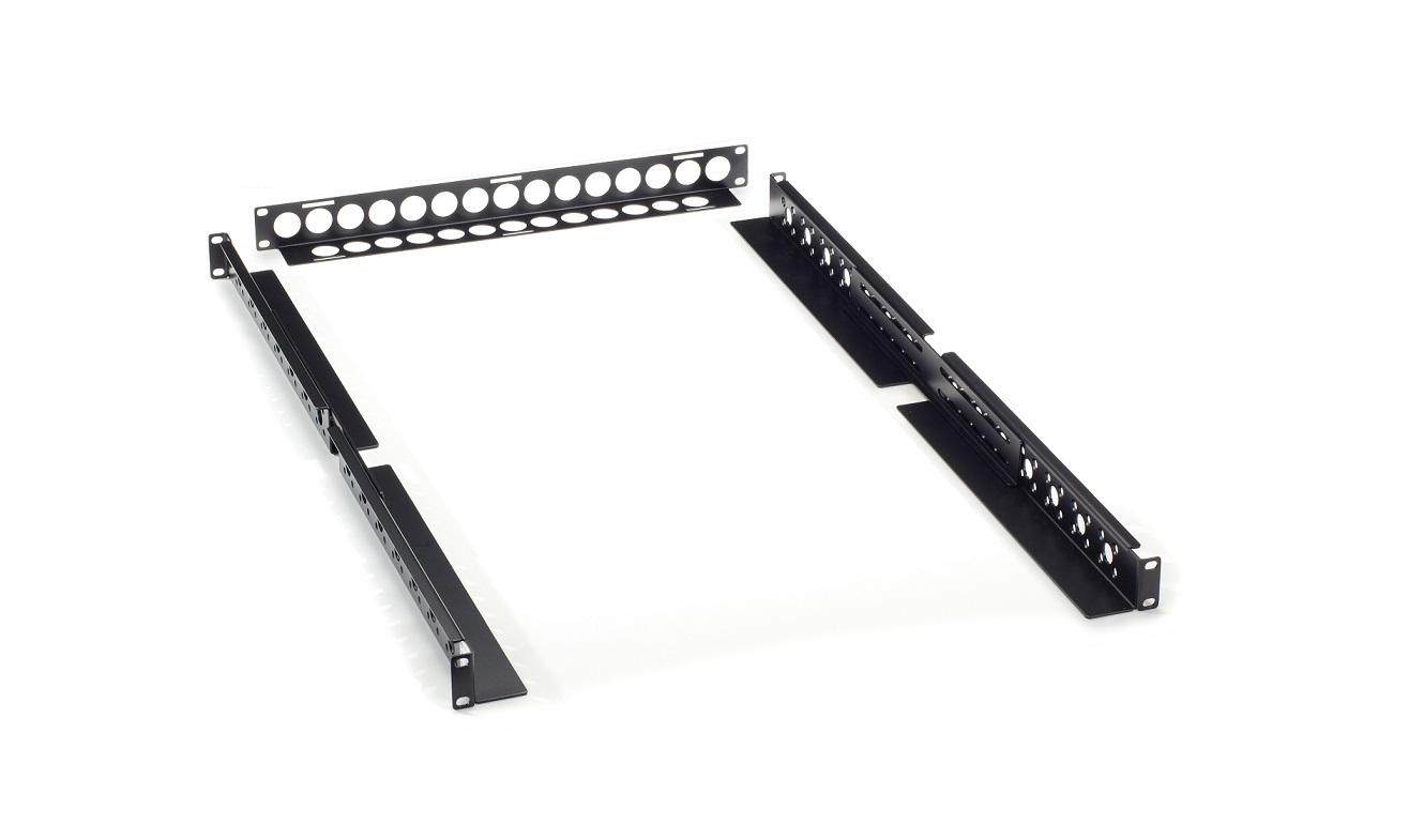 Black Box 1U Universal Rail Kit URK1U