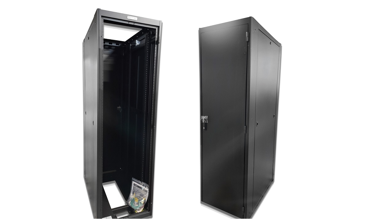 Black Box Blackbox 79x24x42 42U Elite Data Cabinet For Your Configuration EC42U2442KIT