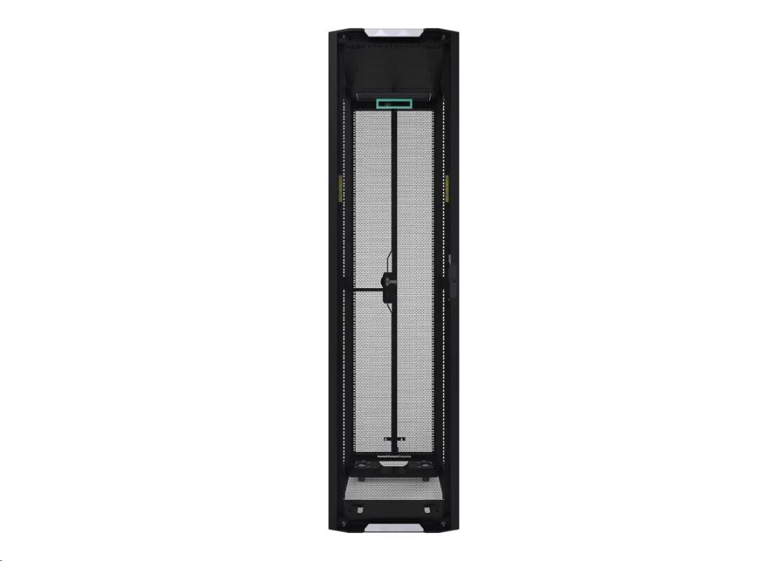 Hp G2 Enterprise Series 42U 600mmx1200mm Shock Black Rack Cabinet P9K40A