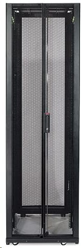Schneider Electric Netshelter Sx Deep Enclosure With Sides Rack 42U AR3100SP