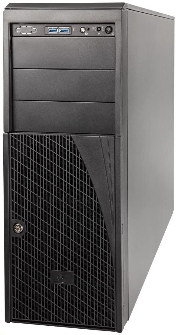 Intel 4U Server Chassis Black P4304XXMUXX