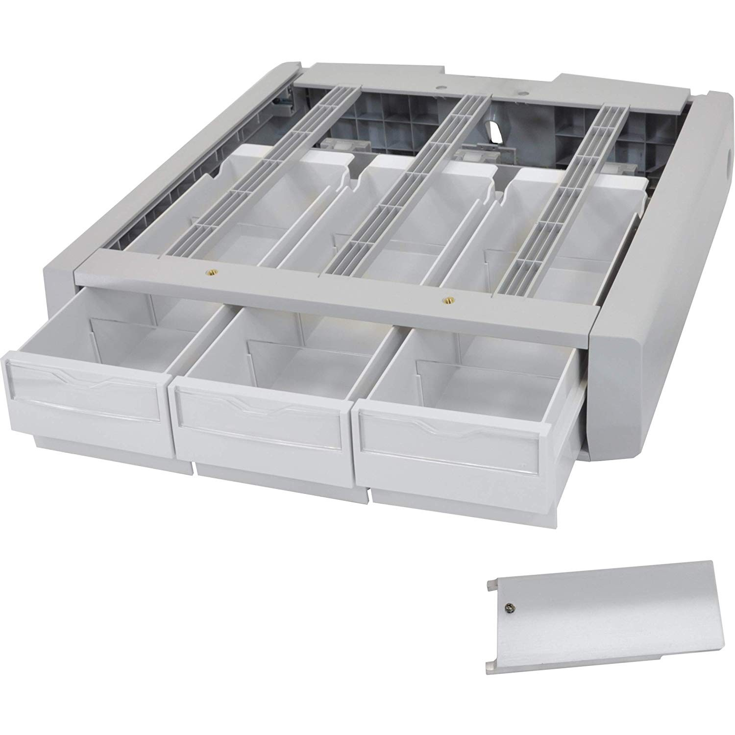 Ergotron 97-864 Sv Supplemental Triple Storage Drawer