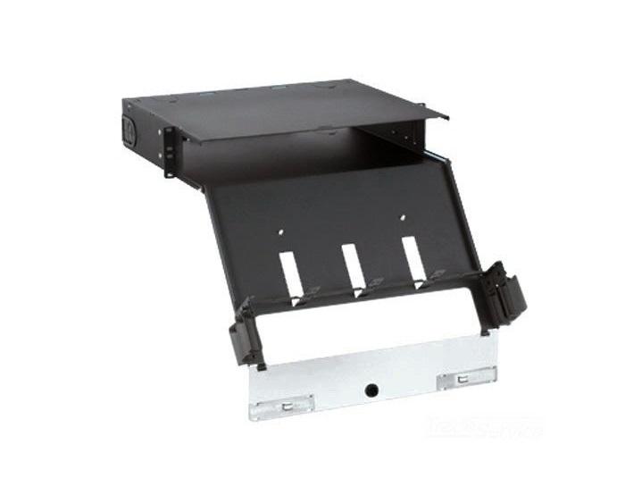 Panduit FCE2U Fiber Cassettes Enclosure Patch Panel Housing 2U Black
