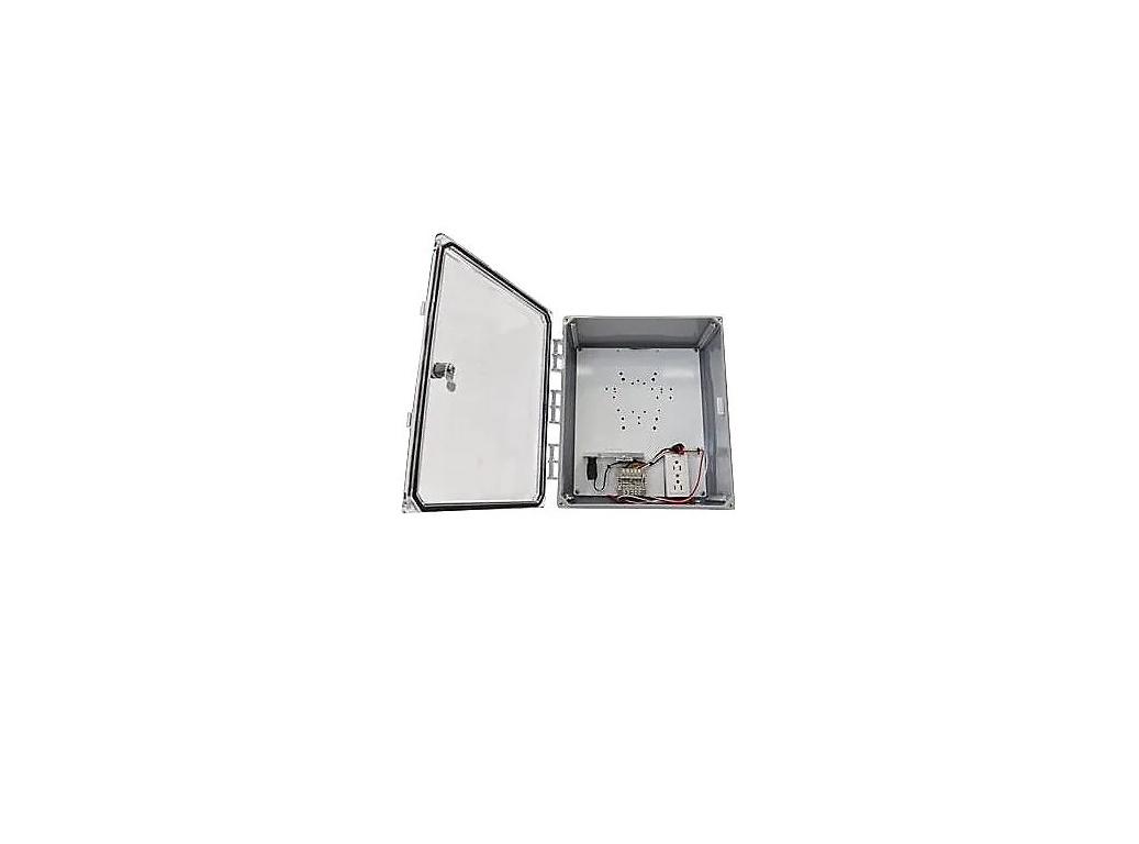 Ventev 14 X 12 6 Nema Enclosure With Clear Door V14126KC-NHH