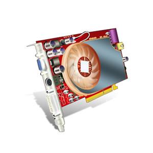 128MB HP nVIDIA GeForce 8400 DVI VGA PCI-E x16 Video Card 5189-2514